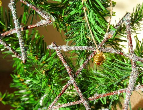 Make your own homemade Christmas tree decorations!