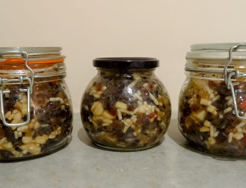 Try our festive homemade mincemeat