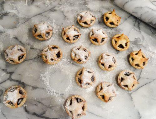 Cornish maid mince pies