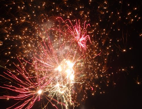Fireworks and Bonfire Night in Cornwall 2017