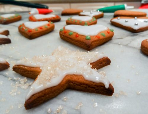 It's time for Gingerbread, a Christmas Treat!