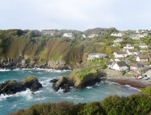 A walk around the quaint fishing cove of Cadgwith
