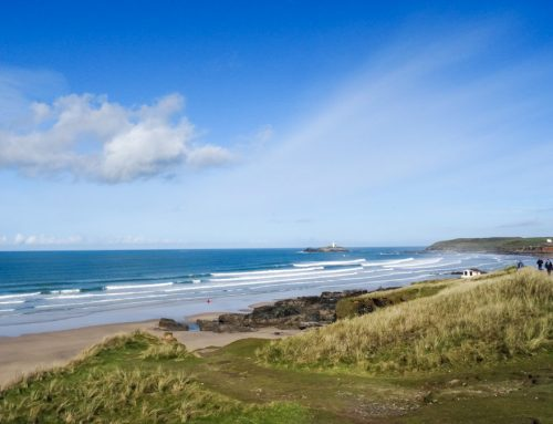 Godrevy Cafe, One of our Favourite Post-Surf Stops