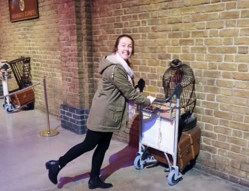 A Cornish Girl in the Big Smoke – Visiting Harry Potter Studios!