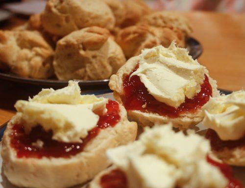 Try our delicious Cornish Split recipe