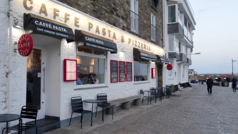 caffe pasta italian st ives