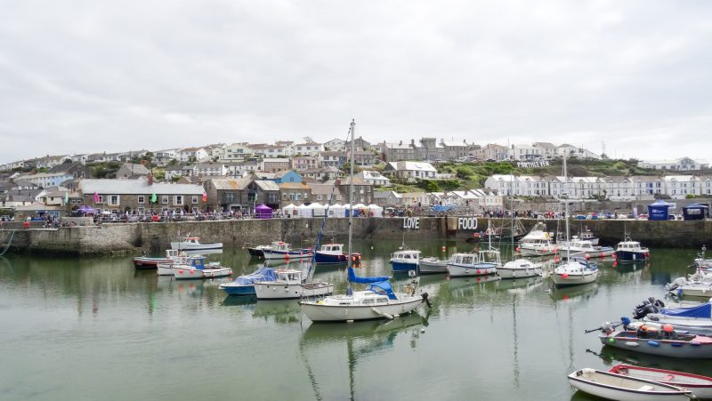 porthleven food and music festival 2017