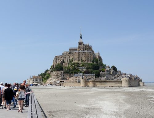 Mont Saint-Michel, a French Cornwall