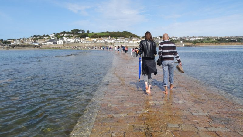 August in Cornwall