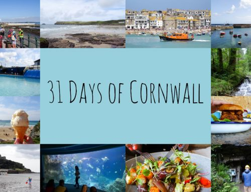 31 Days of Cornwall, August