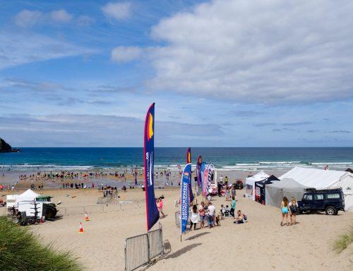 The National Surf Life Saving Champs, Holywell Bay