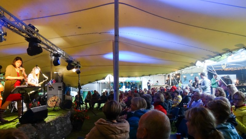 Penlee Park Open Air Theatre Sonic Jazz Project