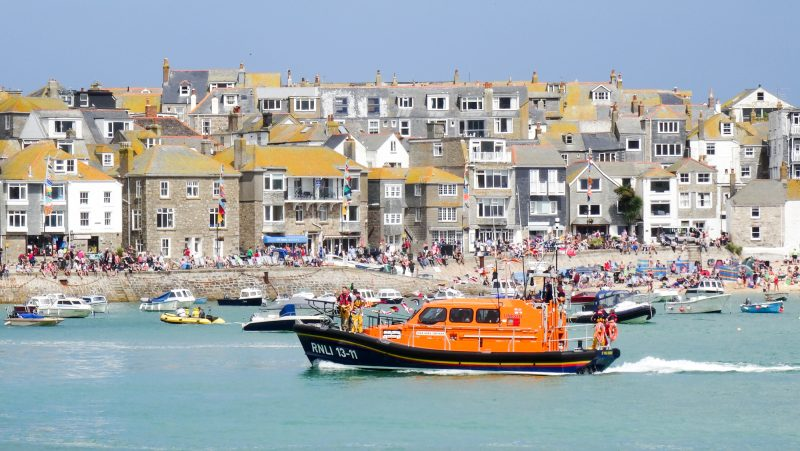 St Ives Lifeboat Day
