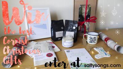 Cornish Christmas Gifts giveaway