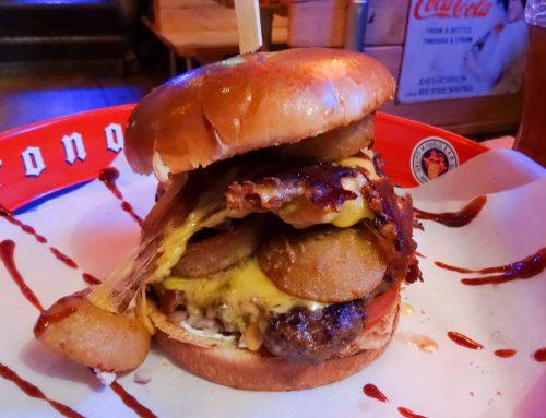Boo Koos Burgers in Helston