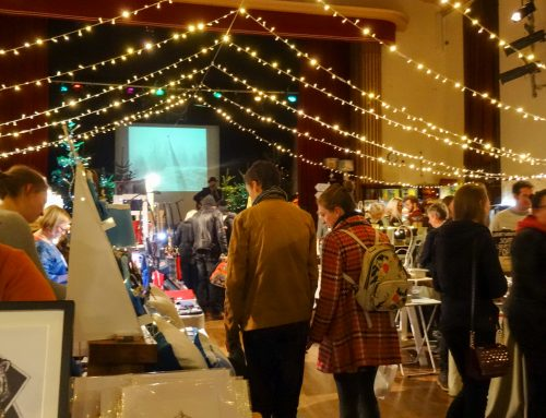 The Etsy Made Local Christmas Fair in St Ives