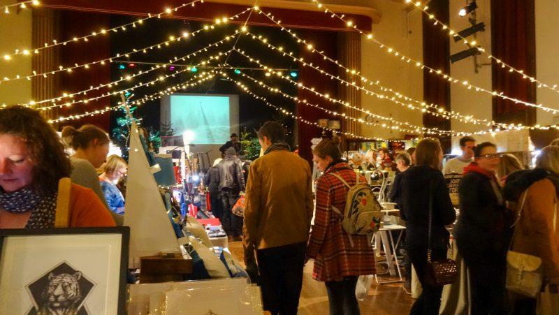 etsy made local christmas fair st ives cornwall