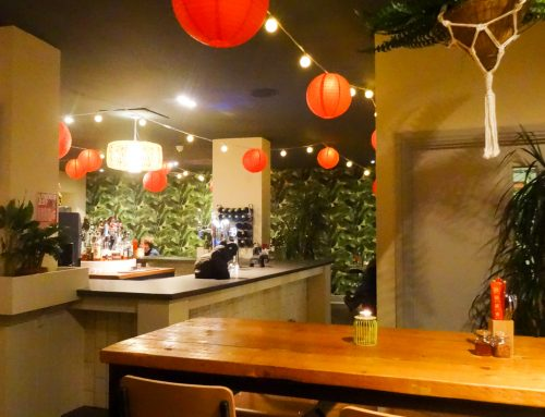 An Asian Feast at Kahuna in Newquay