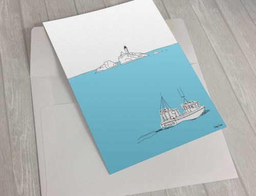 We're now selling Cornish Greeting Cards!