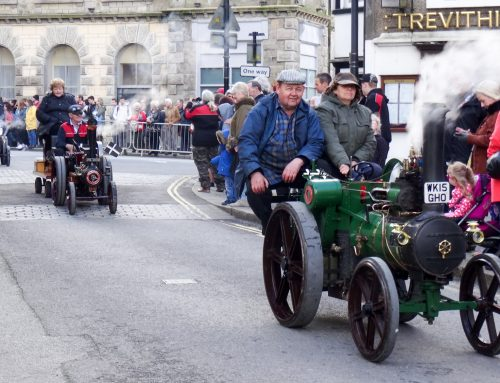 The Steam Engines of Trevithick Day