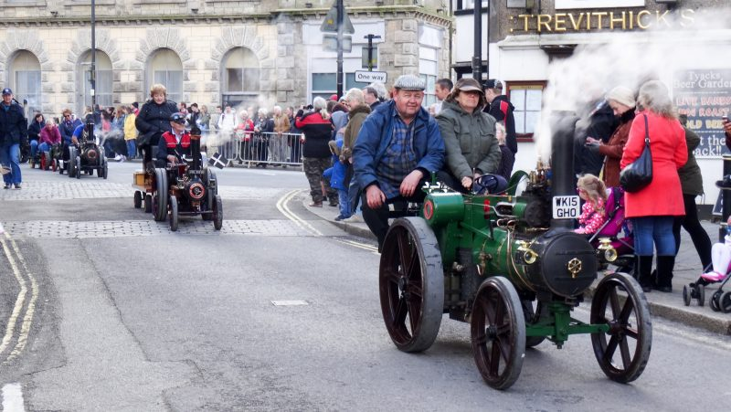 Trevithick Day 2018